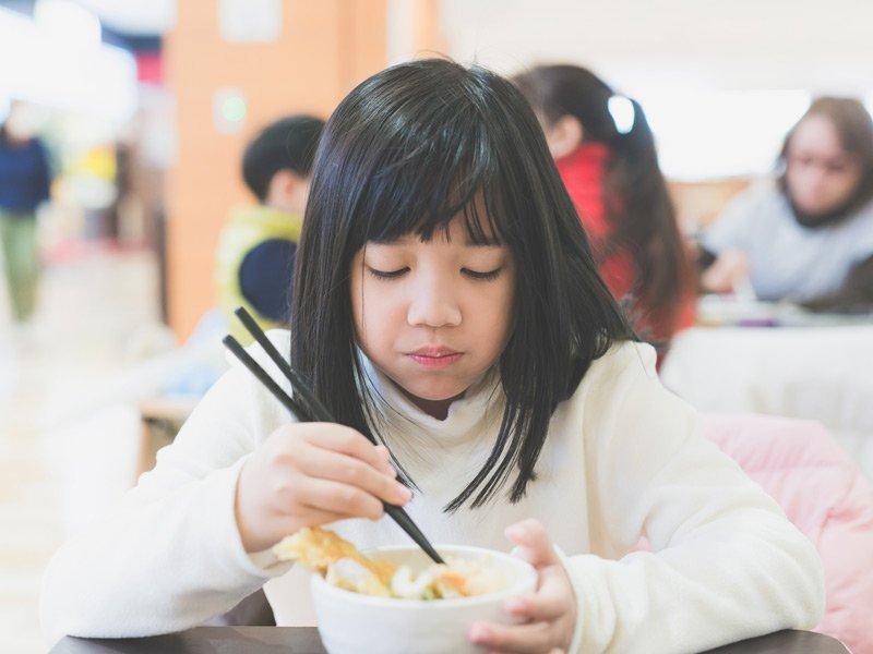 【讀者投稿】美國和日本孩子的學校午餐,都吃些什麼?