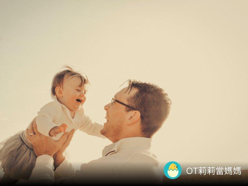 爸爸就是產後憂鬱的好幫手