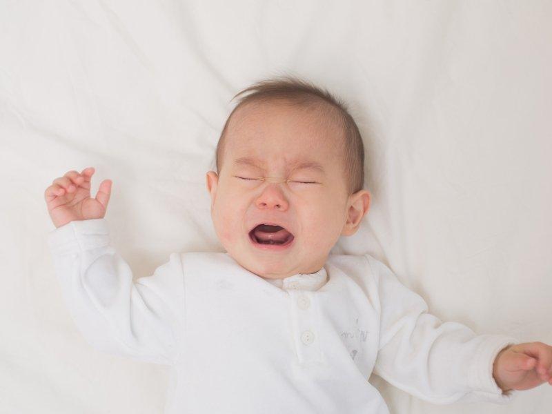 脹氣膏對二歲以下孩子有風險!
