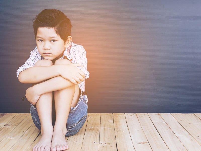 對自閉症孩子是否可以大聲責駡?