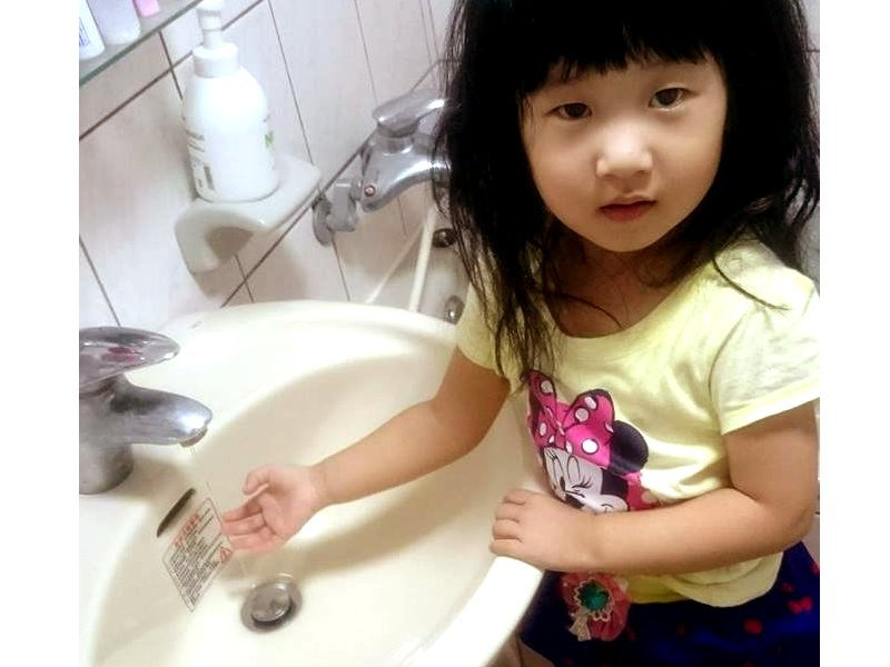 浴室隱藏危機,洗手台有裂就該換!