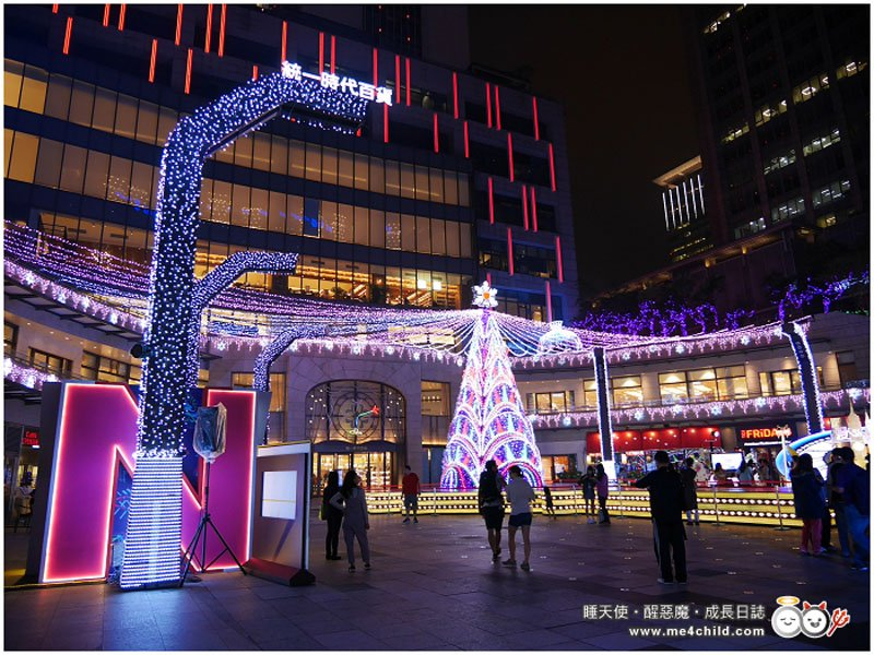 2017 Taipei歡樂過耶誕-冰雪奇緣嘉年華、LINE FRIENDS 粉甜星旅程...超多活動玩不完!