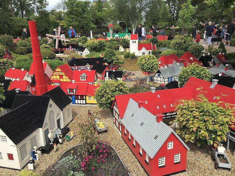 孩子的樂高天堂,也變成我的樂園 ─ 丹麥樂高樂園遊記
