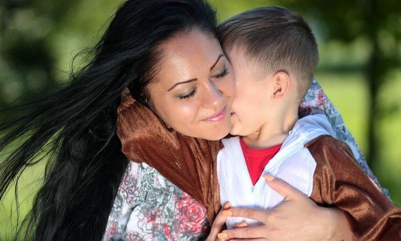 媽媽,你值得這世間所有的美好