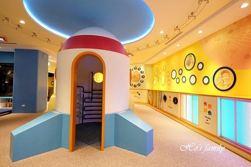 台北市立天文館~銅板價互動宇宙探險樂園
