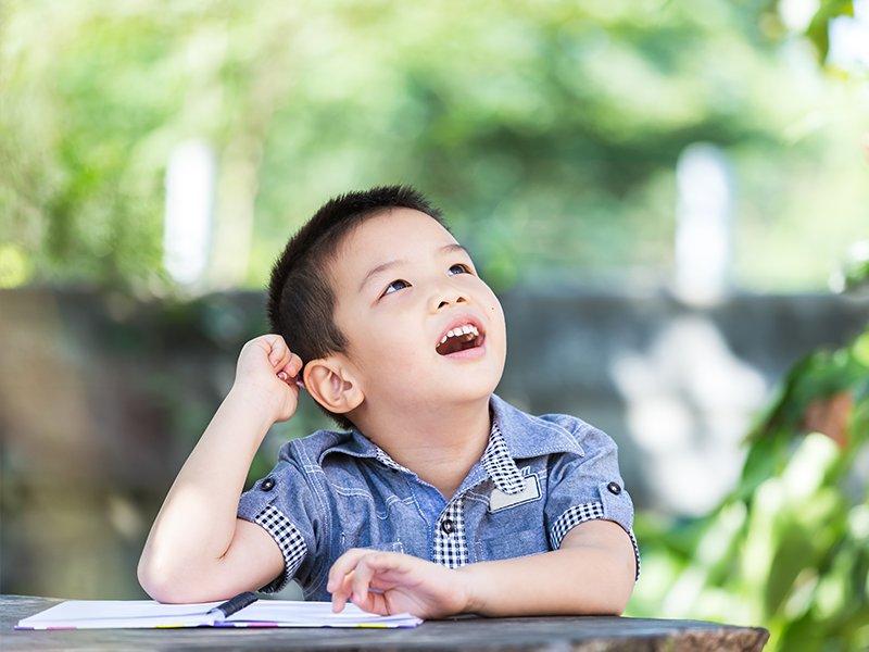 專注力不是打出來的!用這三個方法,孩子的專注力問題自然解決