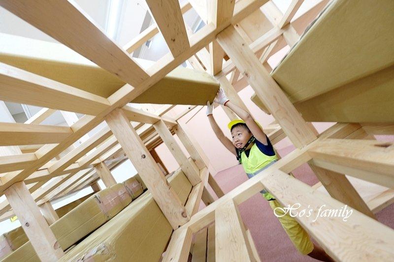 變身小建築師畫設計圖、蓋房子體驗建築師日常~建築的70