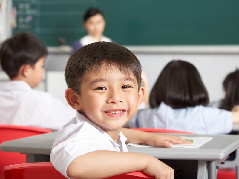 為什麼孩子不能好好上課?