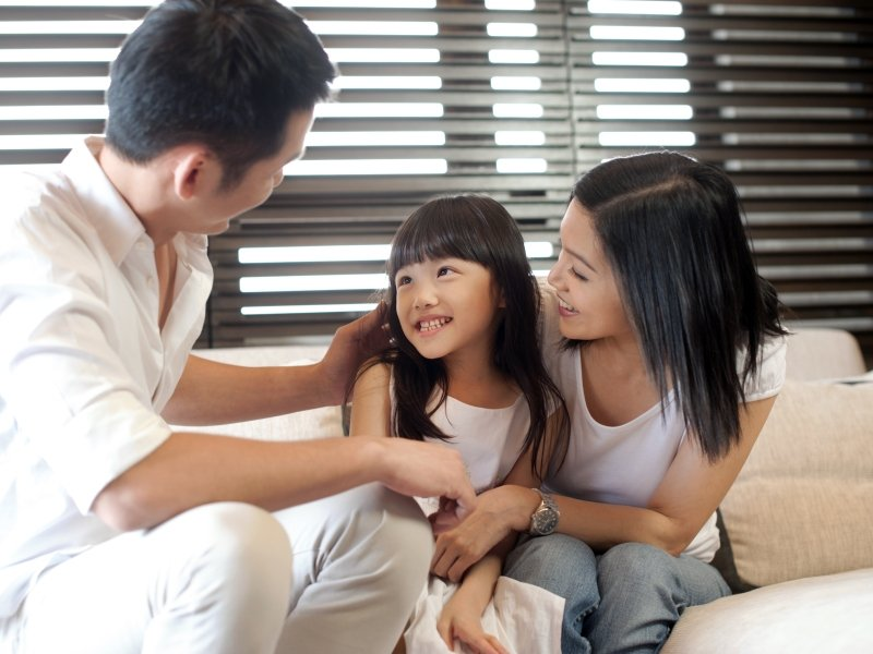 父母改變心態,孩子學習如何成長