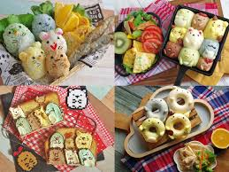 【親子早餐】超呆萌!可愛的角落生物造型早餐食譜