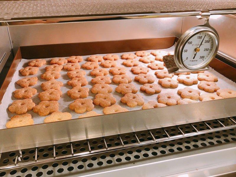 手作:京都蕎麥小餅乾