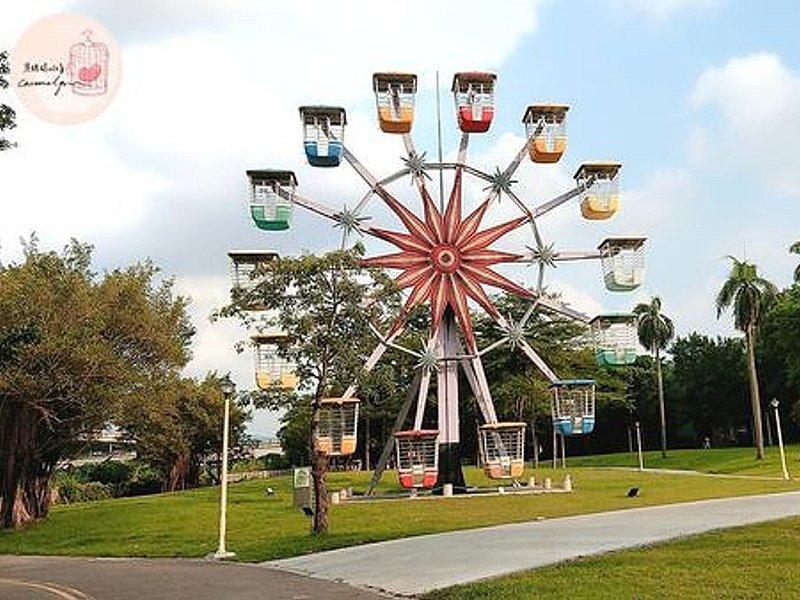 離捷運5分鐘!老台北人的共同記憶:舊兒童樂園變身圓山自然景觀公園
