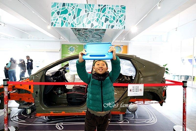 全台首座汽車觀光工廠:車之道體驗中心