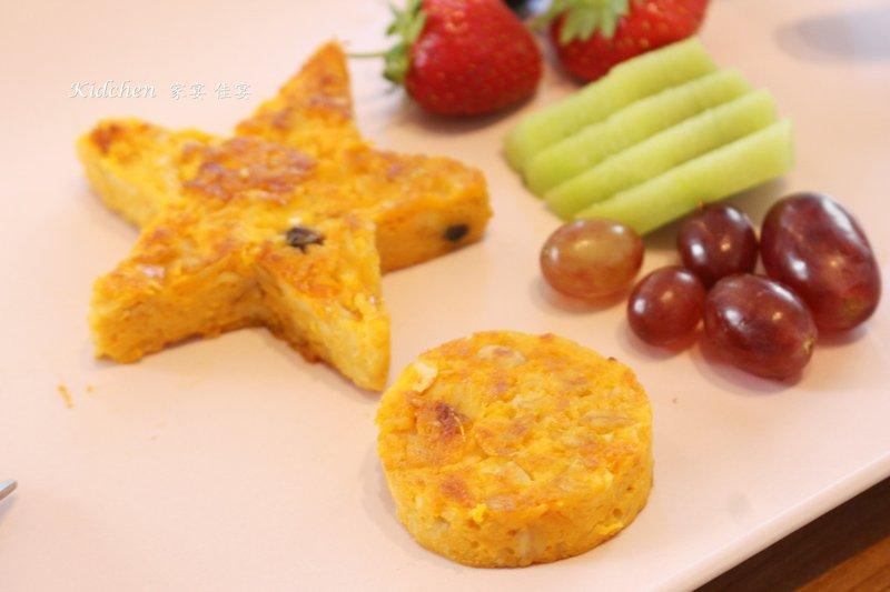 早餐聖品:營養絕對的地瓜蘋果煎餅