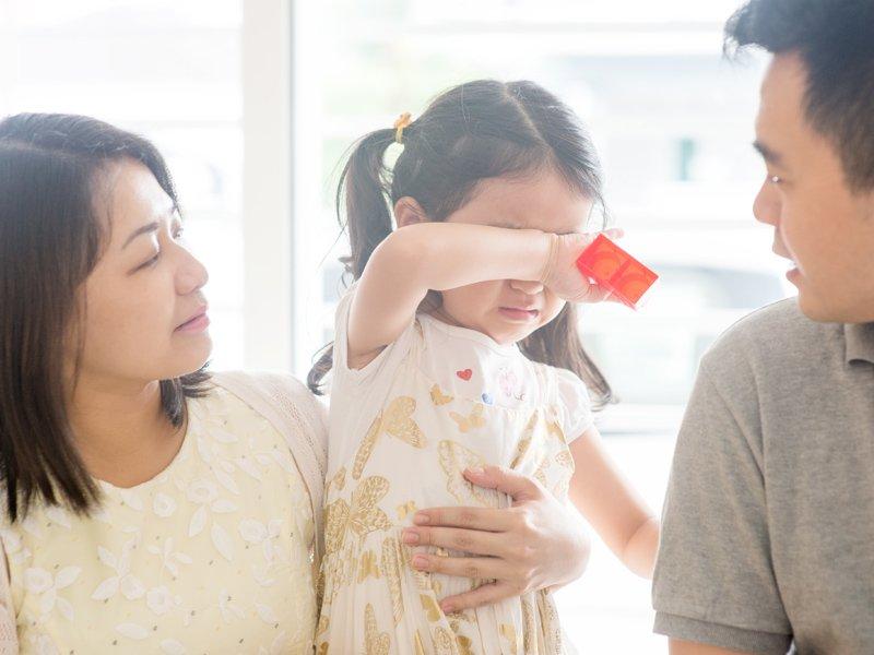 父母可以教養不一致嗎?