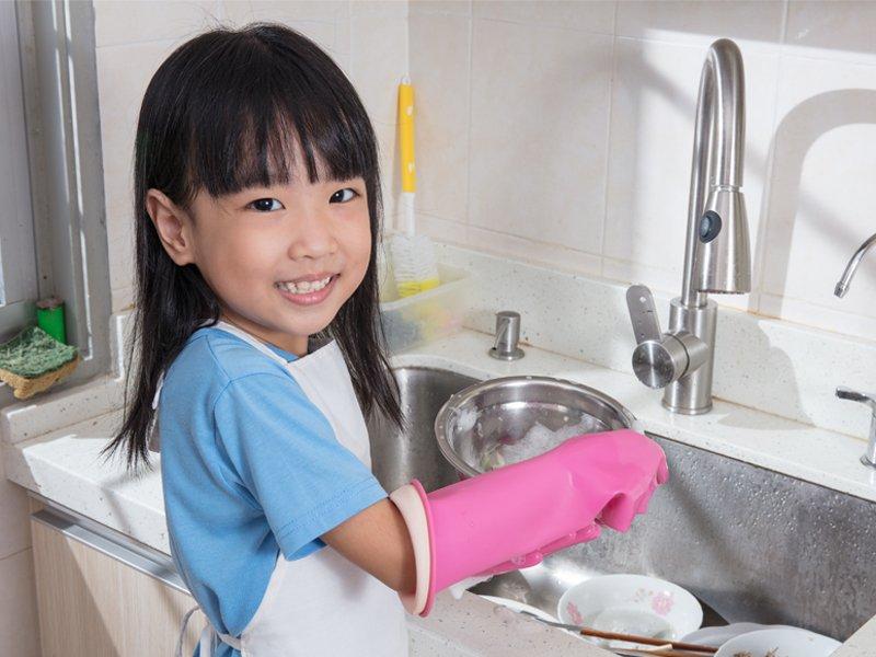孩子需要會做家事嗎?
