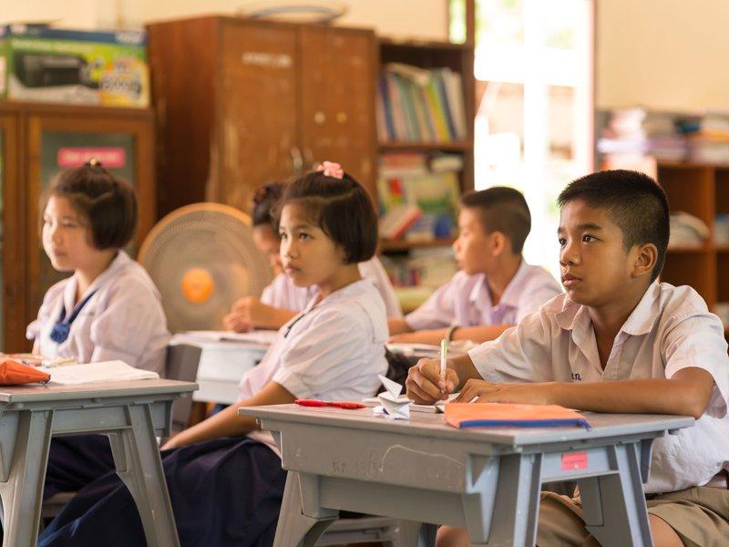 為什麼孩子要轉學?