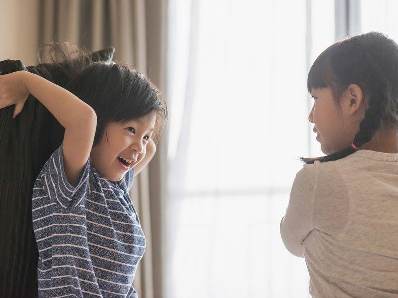 如何面對孩子抱怨偏心、不公平?