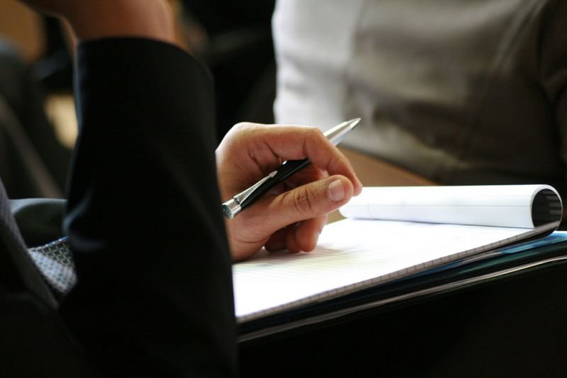 諮商時,父母是否需要做筆記?