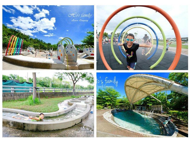 全台免費玩水公園!天然溪水、滑水道溜滑梯、有遮棚的,一次收藏