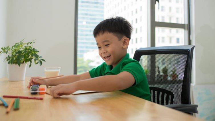梁莉芳:孩子教會我,學習跟玩樂從不是對立