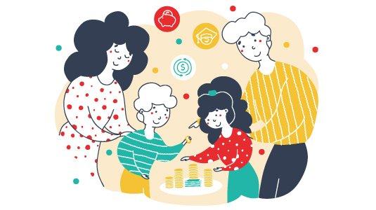 滙豐(台灣)全台親師金融素養調查:僅兩成家長、一成老師自認有能力教孩子