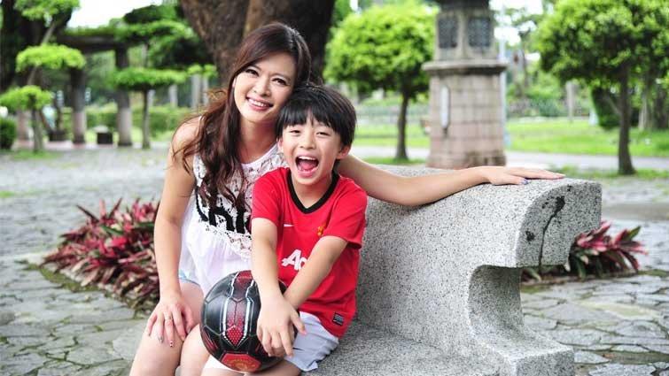 王淑麗:帶著笑容 與人生直球對決