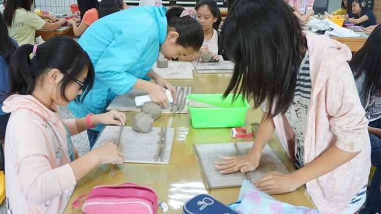台南市聖功女中國中部:適性探索課程讓學藝並進