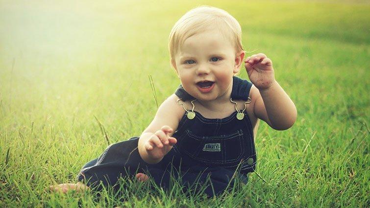 寶寶的六大發展指標與早期刺激訓練
