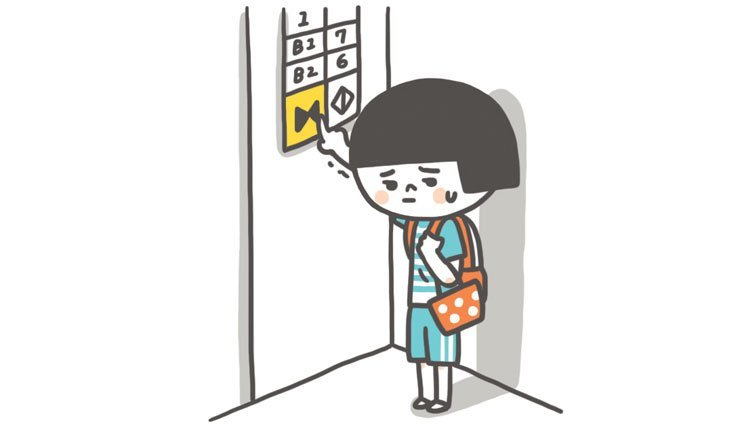 安全教育:搭電梯遇到陌生人進來怎麼辦?