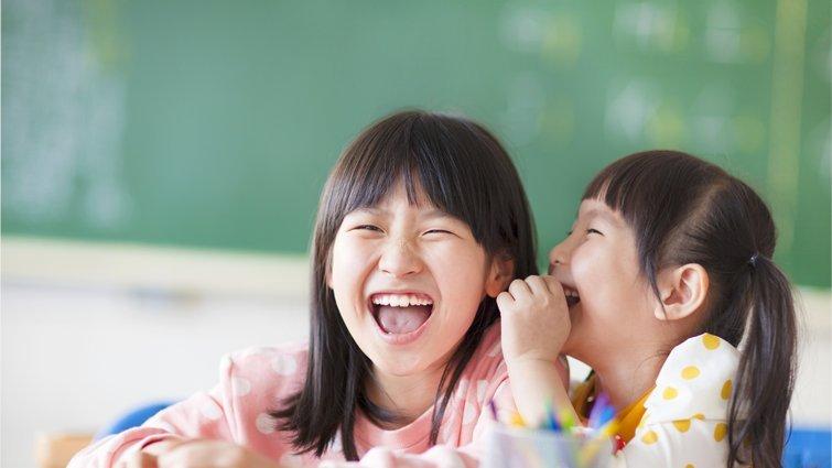 向孩子學習幽默感!