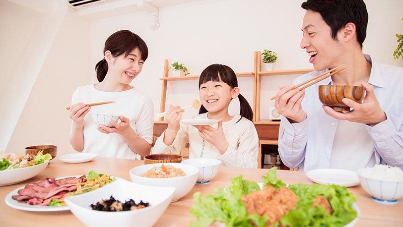 解決愛的煩惱,陪伴讓親子共餐更美好