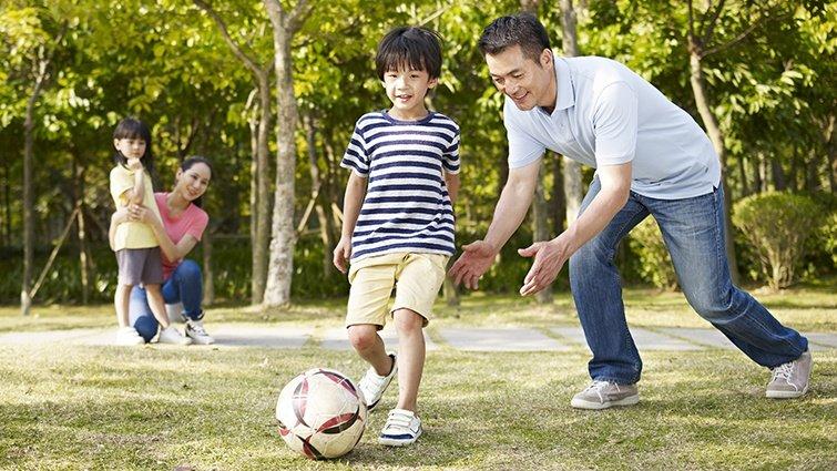 周育如:四種「陪玩」父母,你是哪一種?