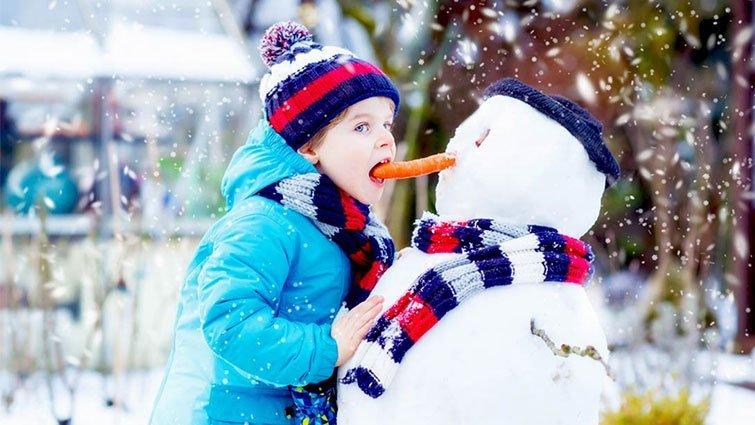 越冷越要出去玩!荷蘭幼稚園零下4℃的「戶外野放」