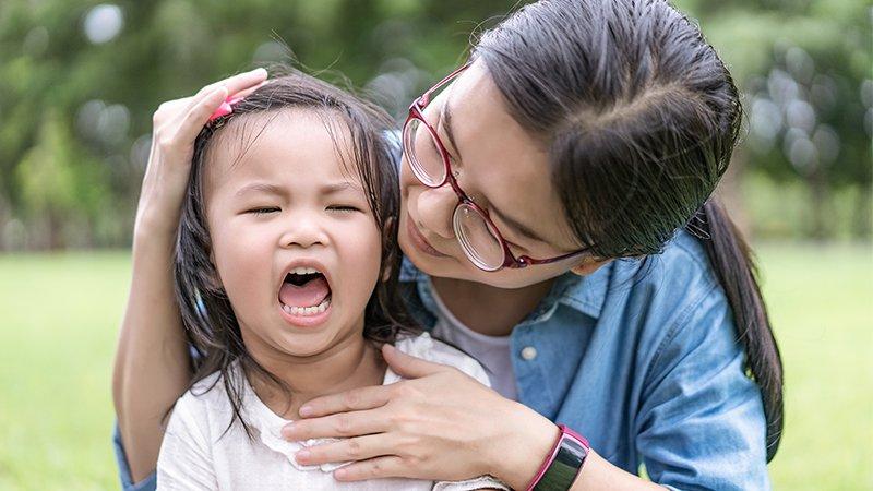 聲音訓練在育兒上的應用:你不用感到平靜,就能表現的很平靜