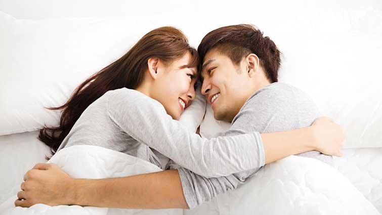 柔情讓夫妻關係昇華