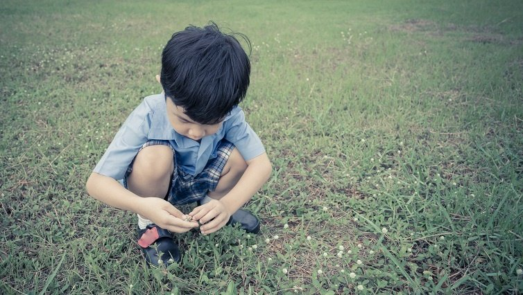 建立親子信賴關係,先尊重孩子隱私!