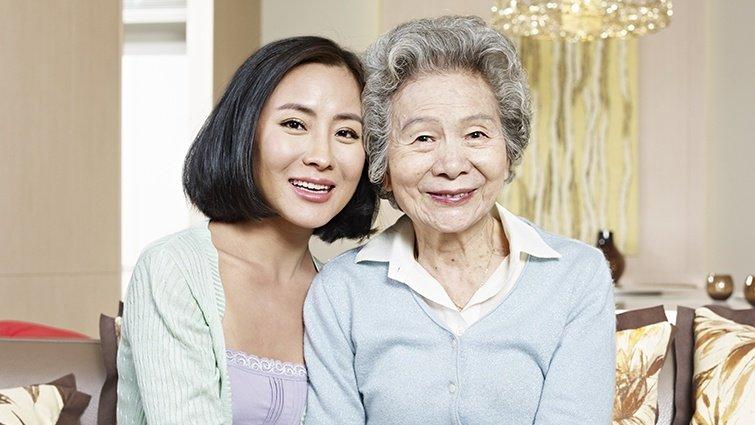龍應台:你啊,只是我的母親而已