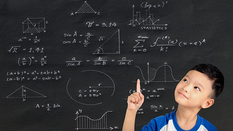 培養孩子數學力──除去學數學時的六大絆腳石