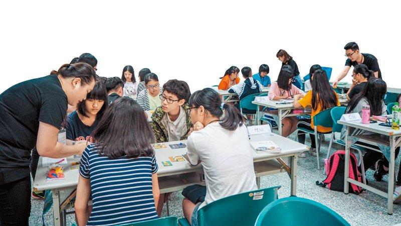 台中│優遊台中學 全台最大跨高中大學選修聯盟