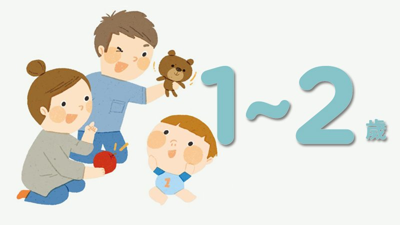 分齡教戰:1~2歲 父母的自言自語 幫助寶寶語言發展好