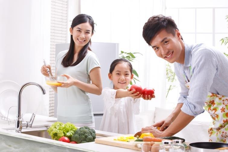 小胖子是天生?家中存糧種類,比遺傳影響更大