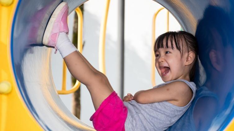 世界衛生組織:50%國小階段女孩運動量不足