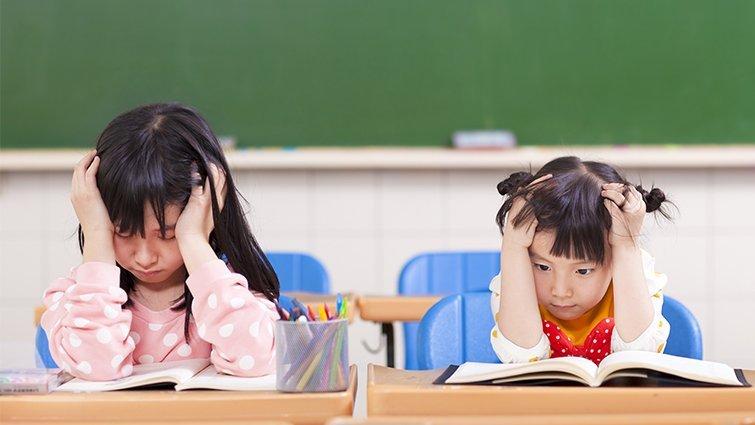 如何幫孩子度過期末考焦慮