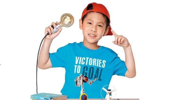 趨勢解碼 養出創意小孩  關鍵在9歲