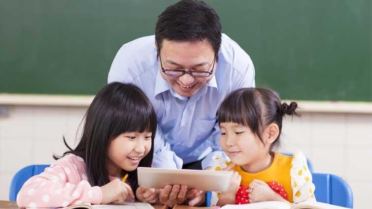 李坤珊:帶小孩看見自己的努力
