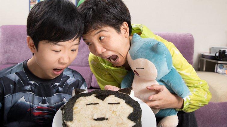 小暖男廚師:用卡比獸年菜對媽媽大聲說愛