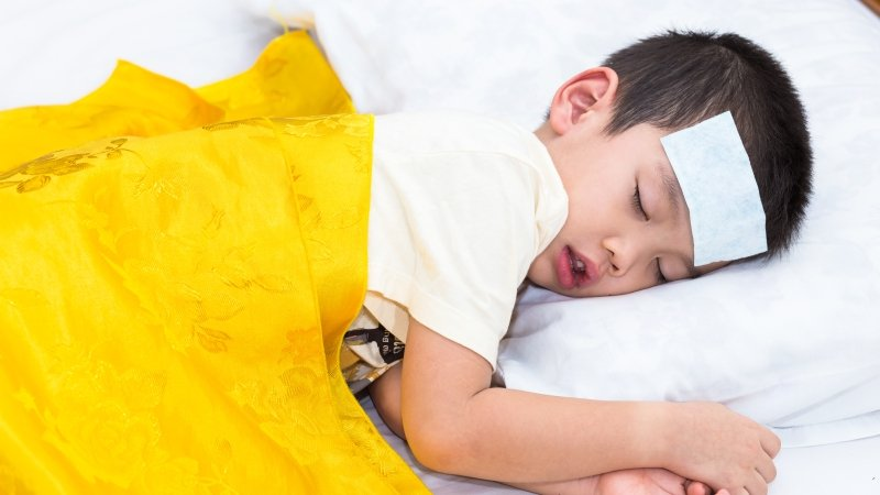 預防幼兒感冒有「撇步」!