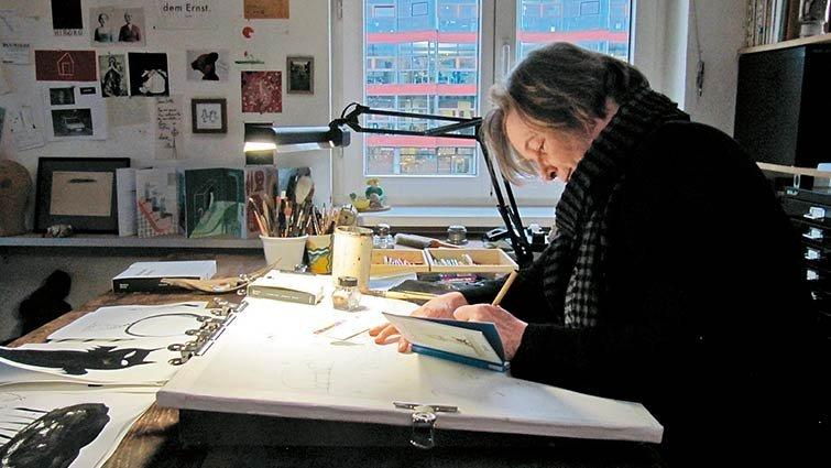 繪本天后尤塔‧鮑爾:我用繪本與孩子和好