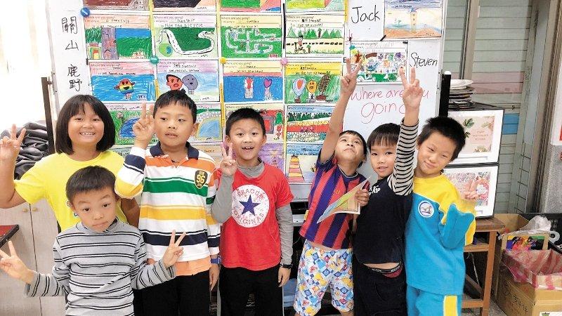 台東縣富山國際教育實驗小學|把國際教育帶進偏鄉 扭轉裁校命運